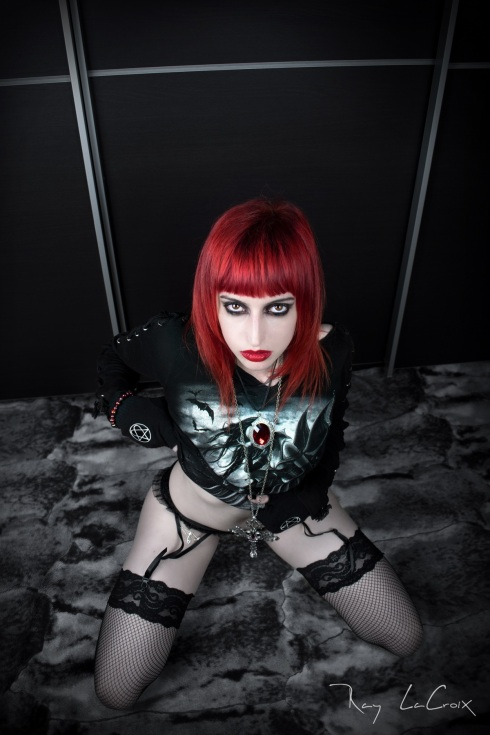 kel bathory gothic girl