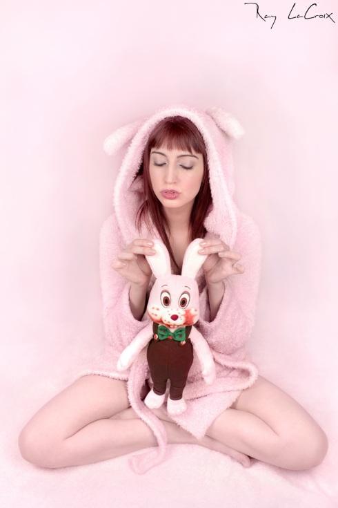 kel bathory set rabbit silent hill 3